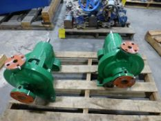 Lot of (2) Buffalo Pumps Centrifugal Pumps | Model No. P0720 4P2; New, Unused Spares