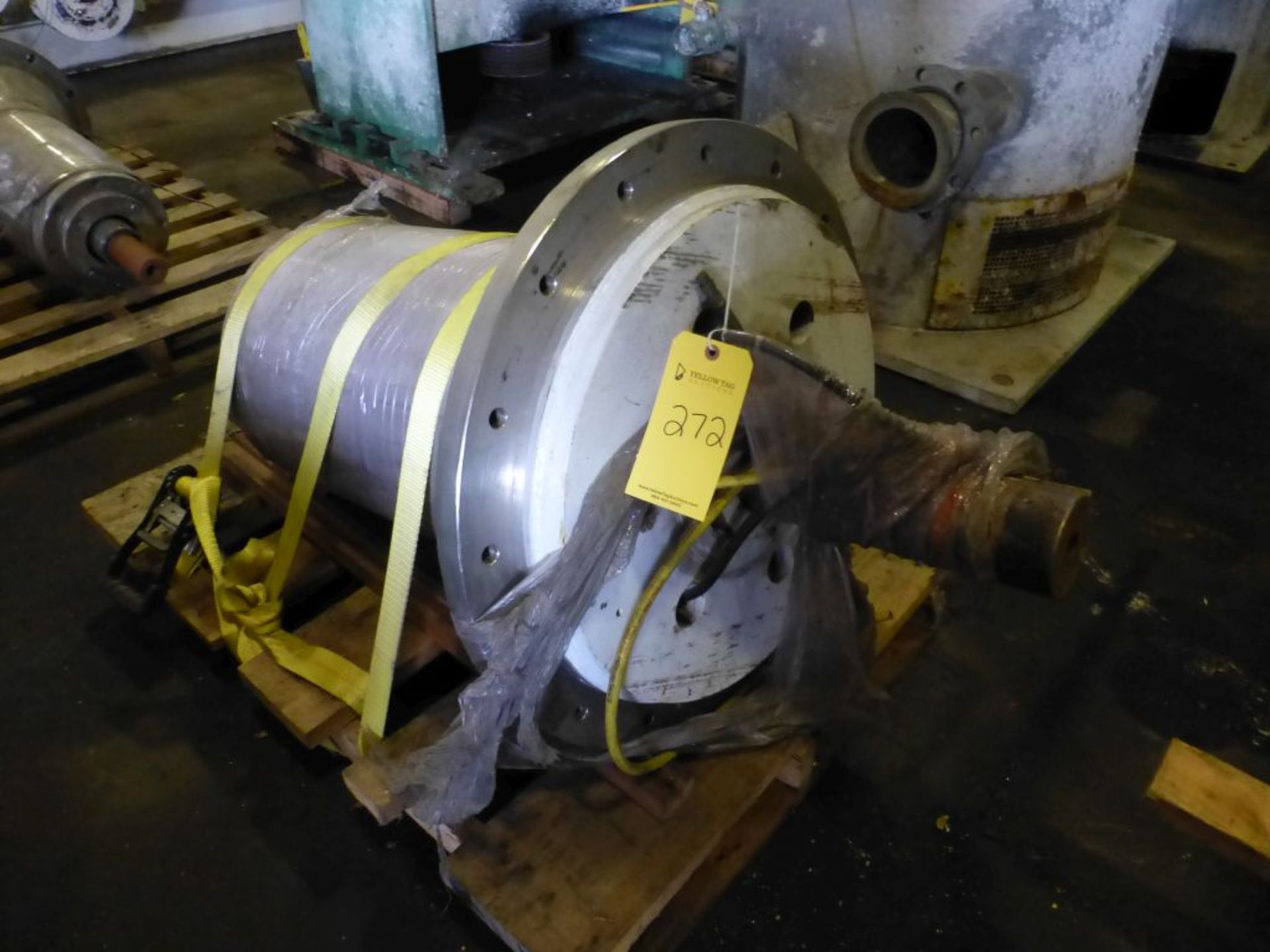 Black Clawson UV-500 Drive Rotor   Unused, Spare
