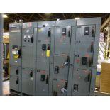 Allen Bradley 2100 MCC | Includes:; (2) 30A Clip; 100A Clip; Allen Bradley Dry Type Transformer; (2)