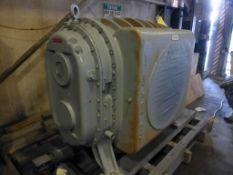 GE Roots Rotary Lobe Blower | Model No. 1643-RAS-J-V-N-SL-71; 1200 RPM; Temperature Rise: 320 Degree