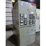 Westinghouse DS Switchgear | Includes:; (3) AC Voltmeters; (2) AC Ampmeters; Westinghouse 1600A