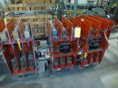 Lot of (3) Electric Machinery Mfg Co. V-Q Contactor | Part No. 3-6-0-D-6-9-6-G-1-0-9-5-6; 50,000 KVA