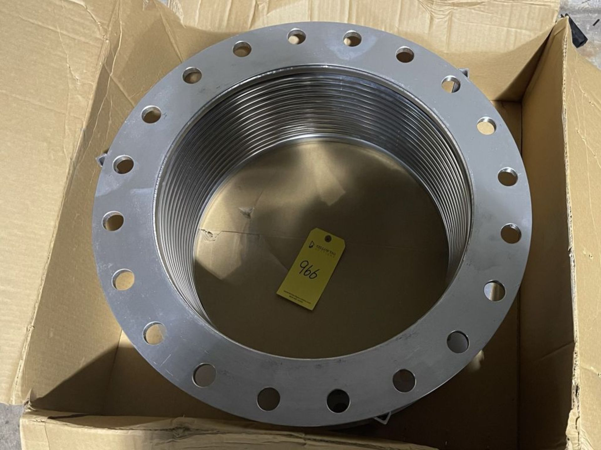 Expansion Joint | Unused, Spare