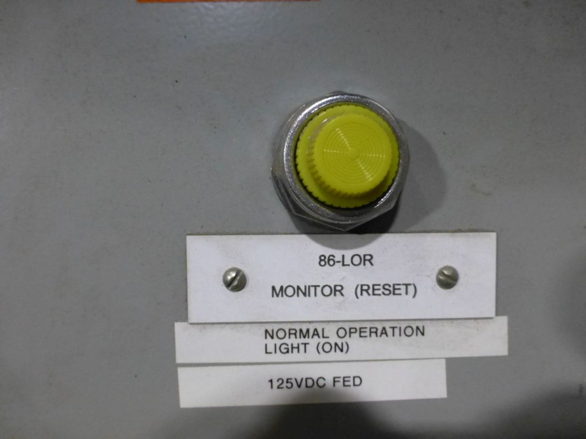 Substation Protective Relay Panel - Image 6 of 14