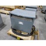 Square D Co. Isolated Transformer | Style No. 32949-29622-001; 20 KVA; Type: 50; High Voltage: 480V;