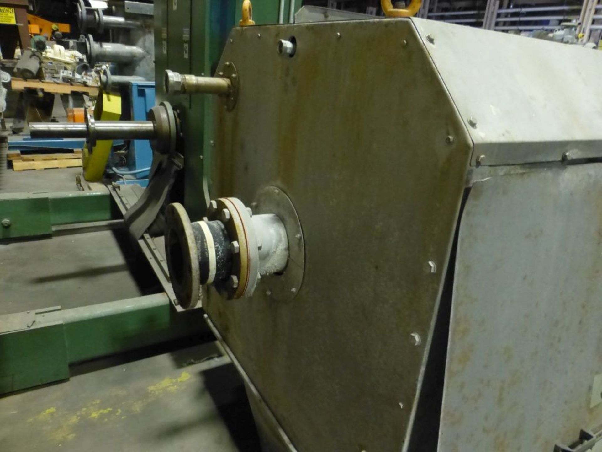 Sludge Rotary Drum Thickener - Image 4 of 10