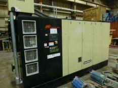 Ingersoll Rand Nirvana VSD Premium Efficiency Compressor | Model No. R225NE-A; Mfg: 2014; Max