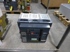Masterpact Circuit Breaker | Cat No. WL3FFR31A9SFFFXCXA; 2000A; 600V; 3P; New, Unused Spares