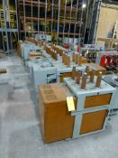 Lot of (11) GE Magne Blast Circuit Breakers | (2) Model No. 121A7901AA, Type: 4 16-250H-4,