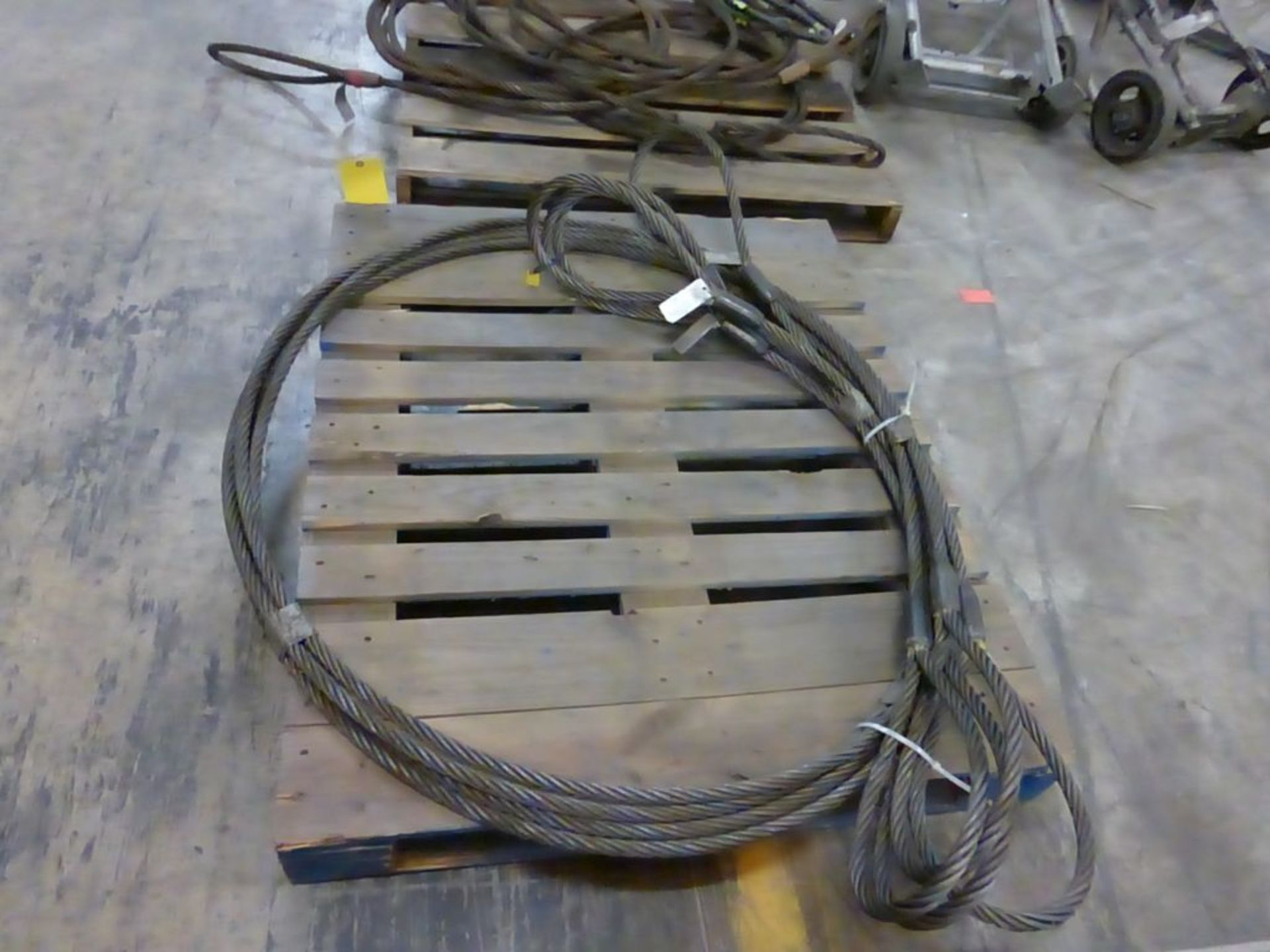 Lot of Pennsylvania Tool Wire Rope - Image 3 of 9