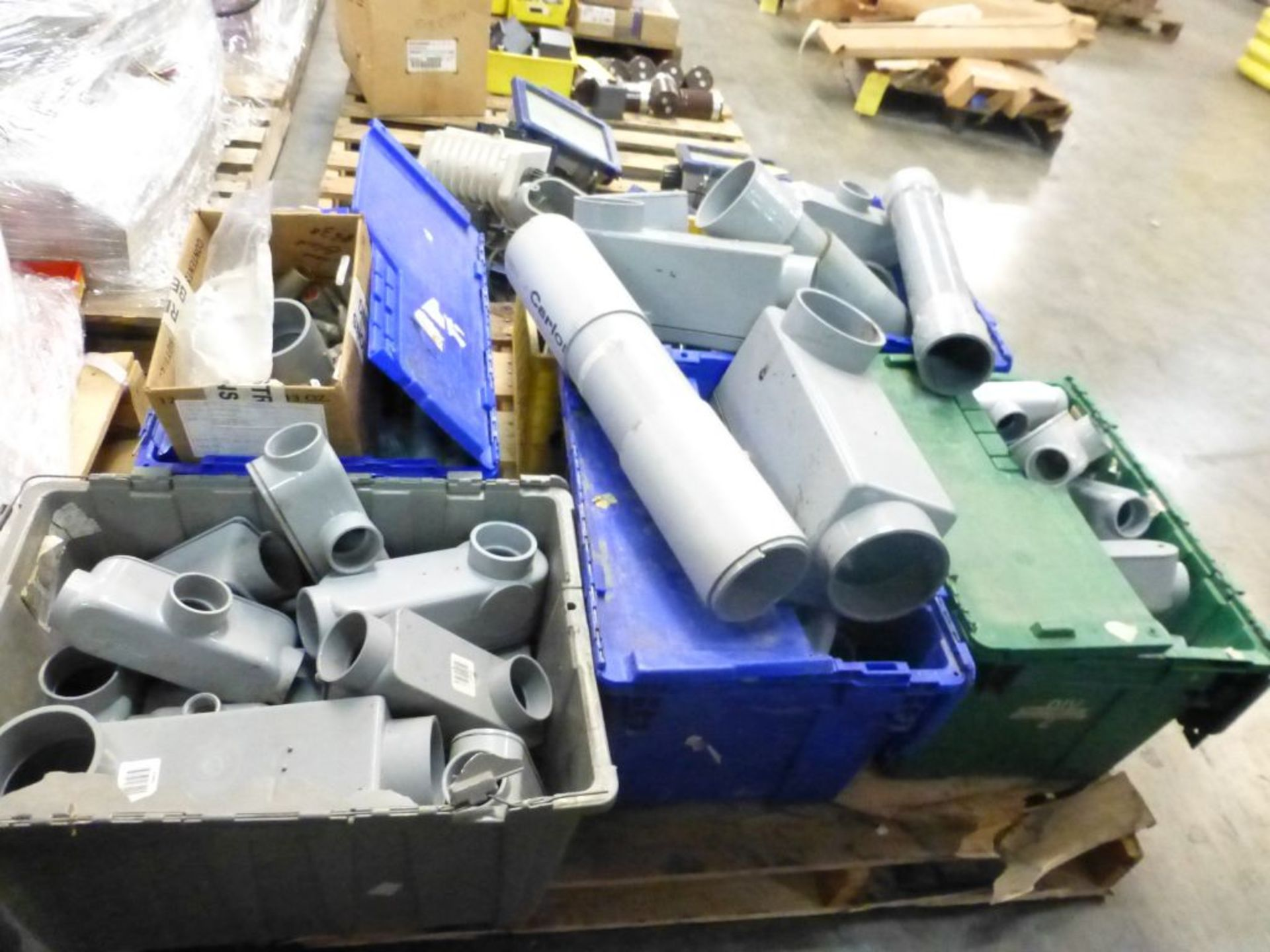 Lot of Assorted PVC Components | Brands Include:; Scepter; Carlum - Image 2 of 15