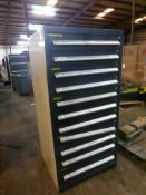 "Vidmar-Style 11-Drawer Cabinet | 30""L x 28""W x 61-1/4""H"