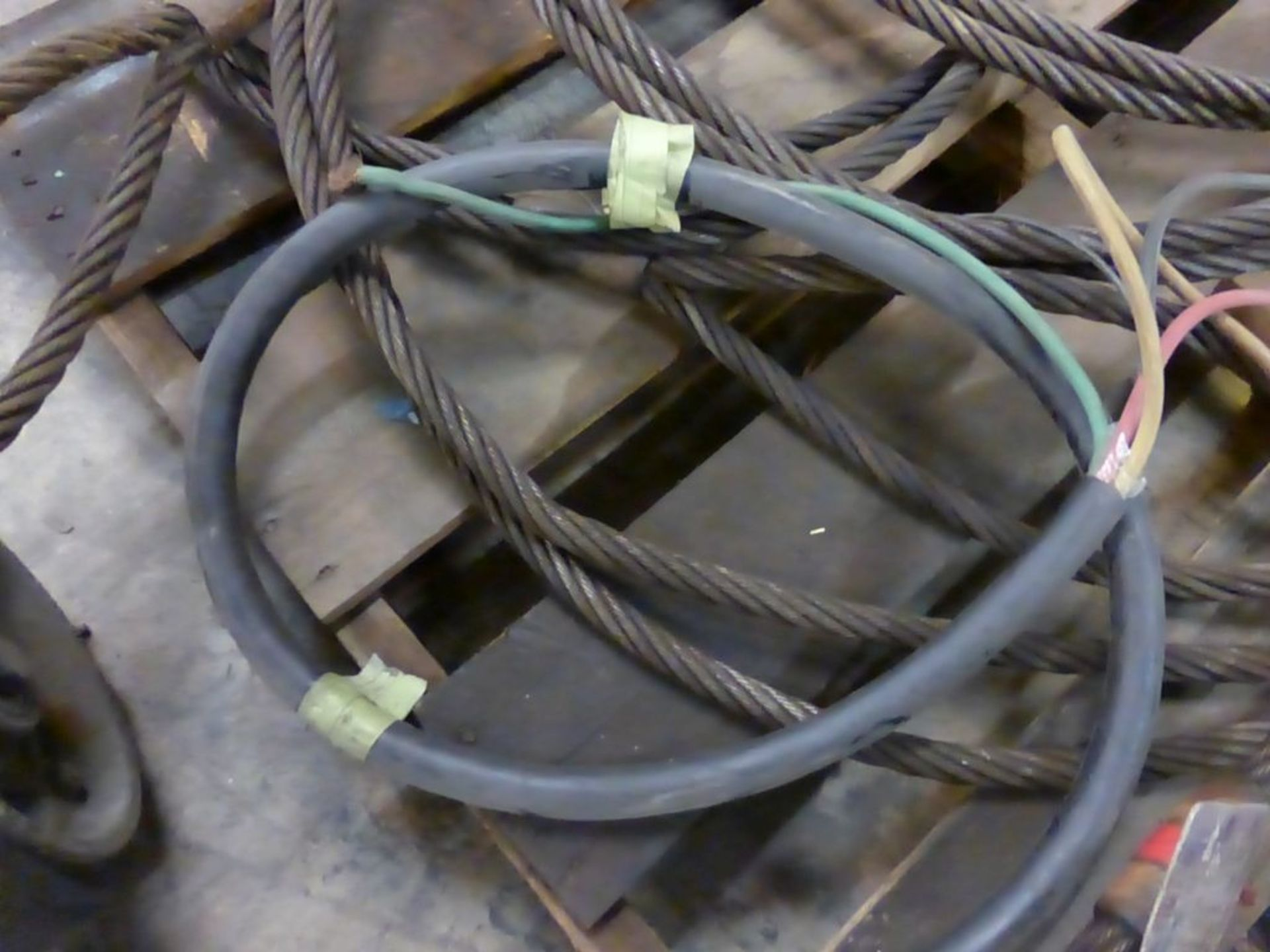 Lot of Pennsylvania Tool Wire Rope - Image 9 of 12