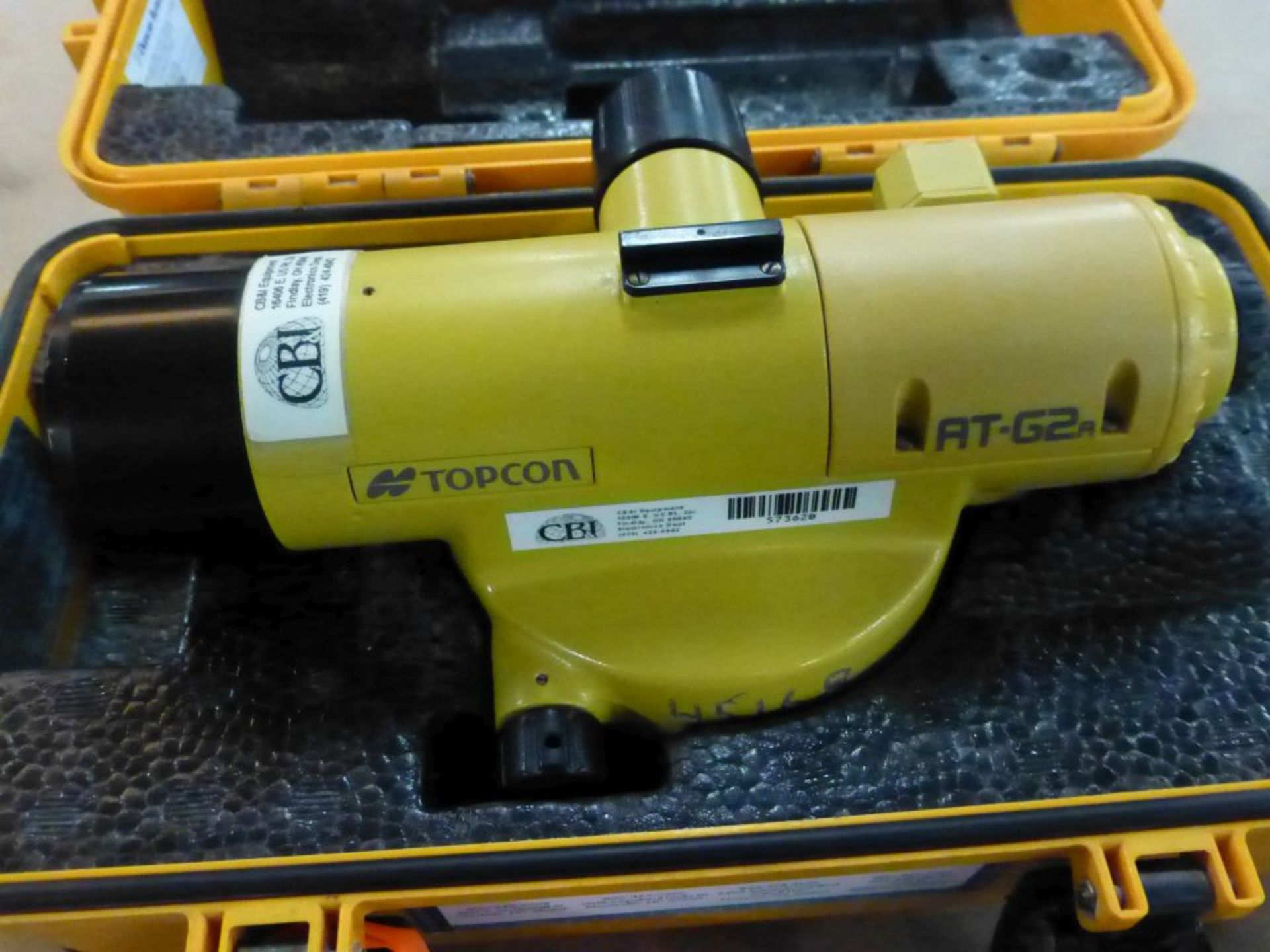 Topcon AT-G2A Auto Level | Case - Image 5 of 10
