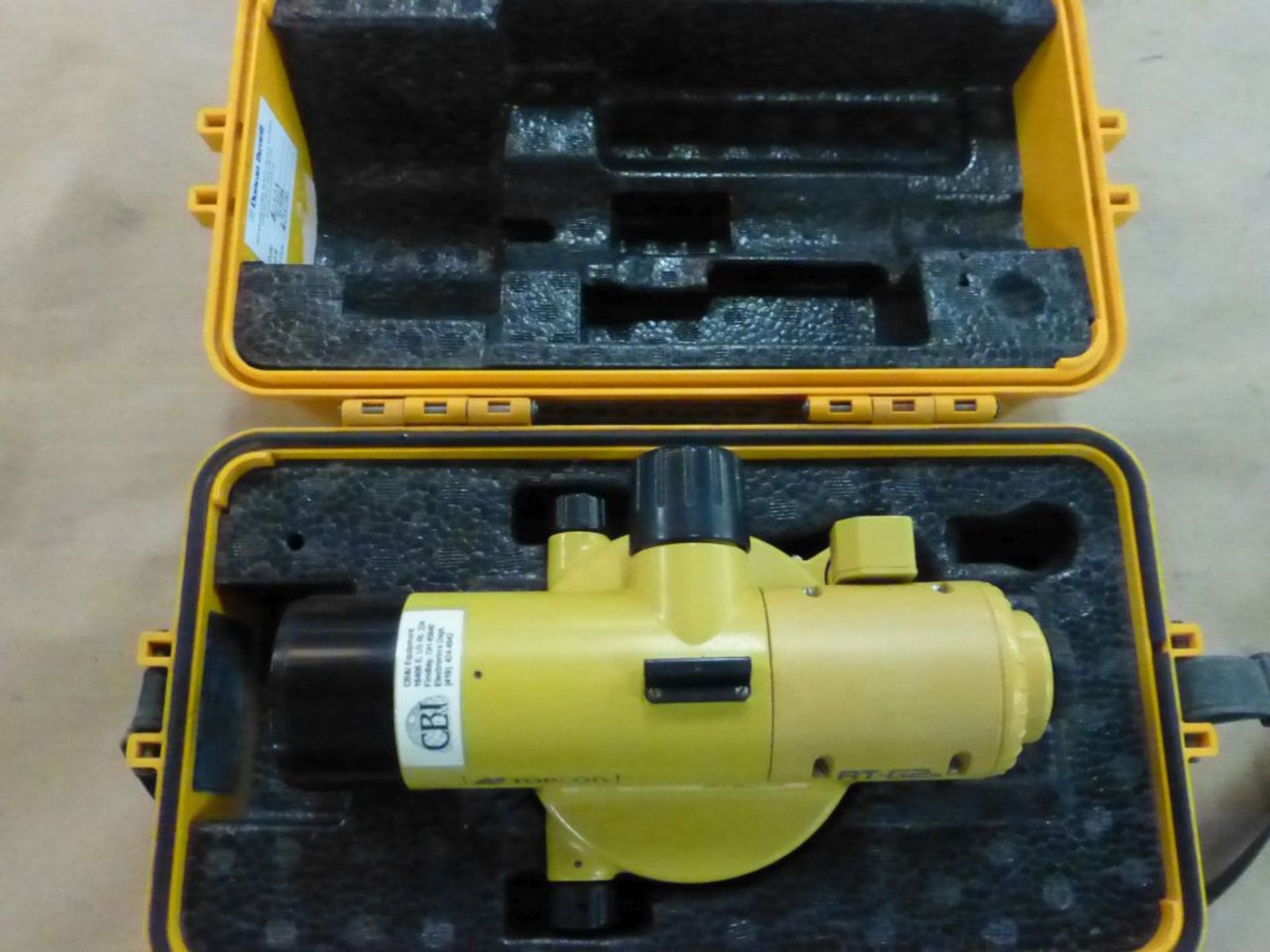 Topcon AT-G2A Auto Level | Case - Image 4 of 10