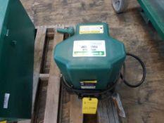 Greenlee Hydraulic Power Pump | Part No. 980; 20A; 120V