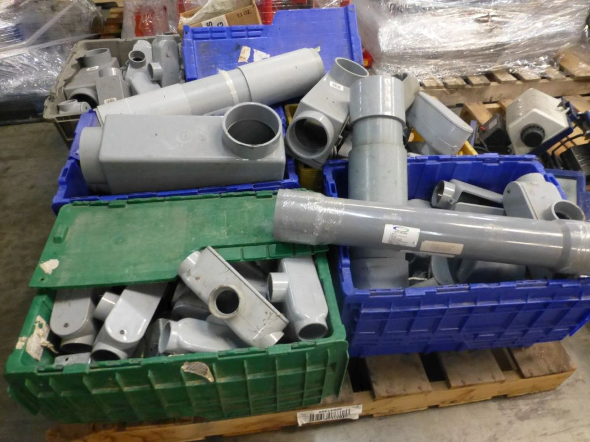 Lot of Assorted PVC Components | Brands Include:; Scepter; Carlum - Image 3 of 15