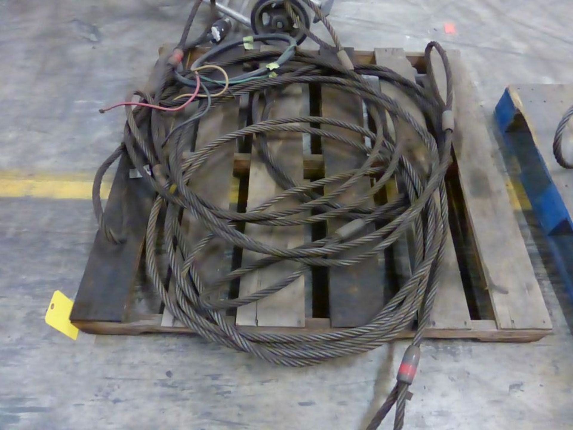 Lot of Pennsylvania Tool Wire Rope - Image 2 of 12