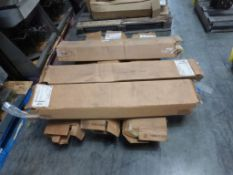 """Lot of (6) Boxes of ESAB Spool Arc 95 Welding Wire 