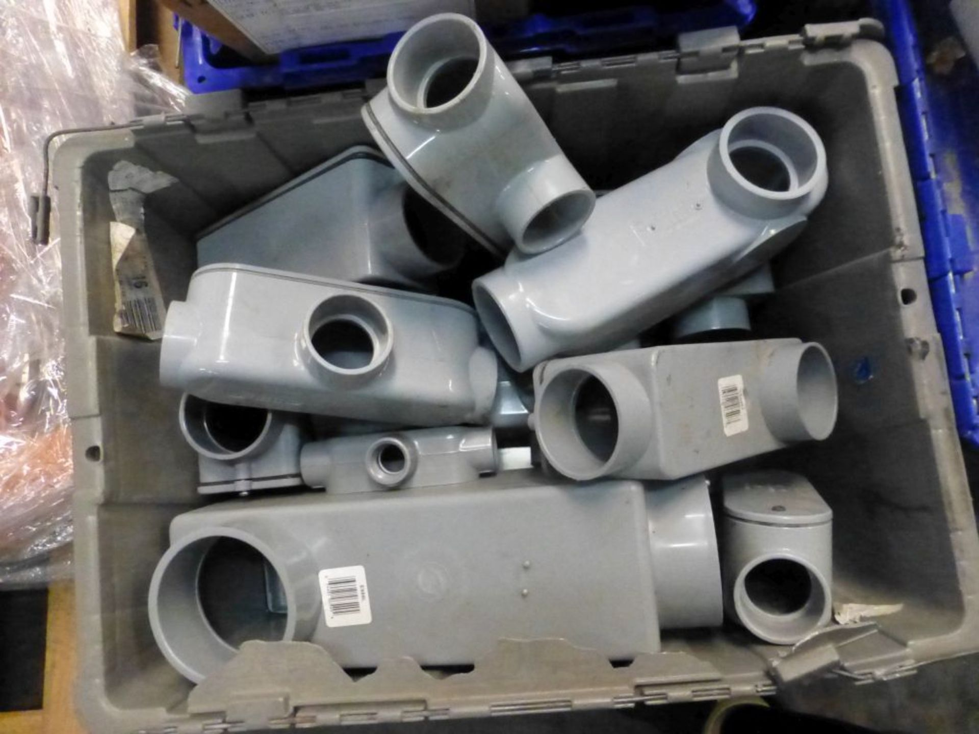 Lot of Assorted PVC Components | Brands Include:; Scepter; Carlum - Image 15 of 15