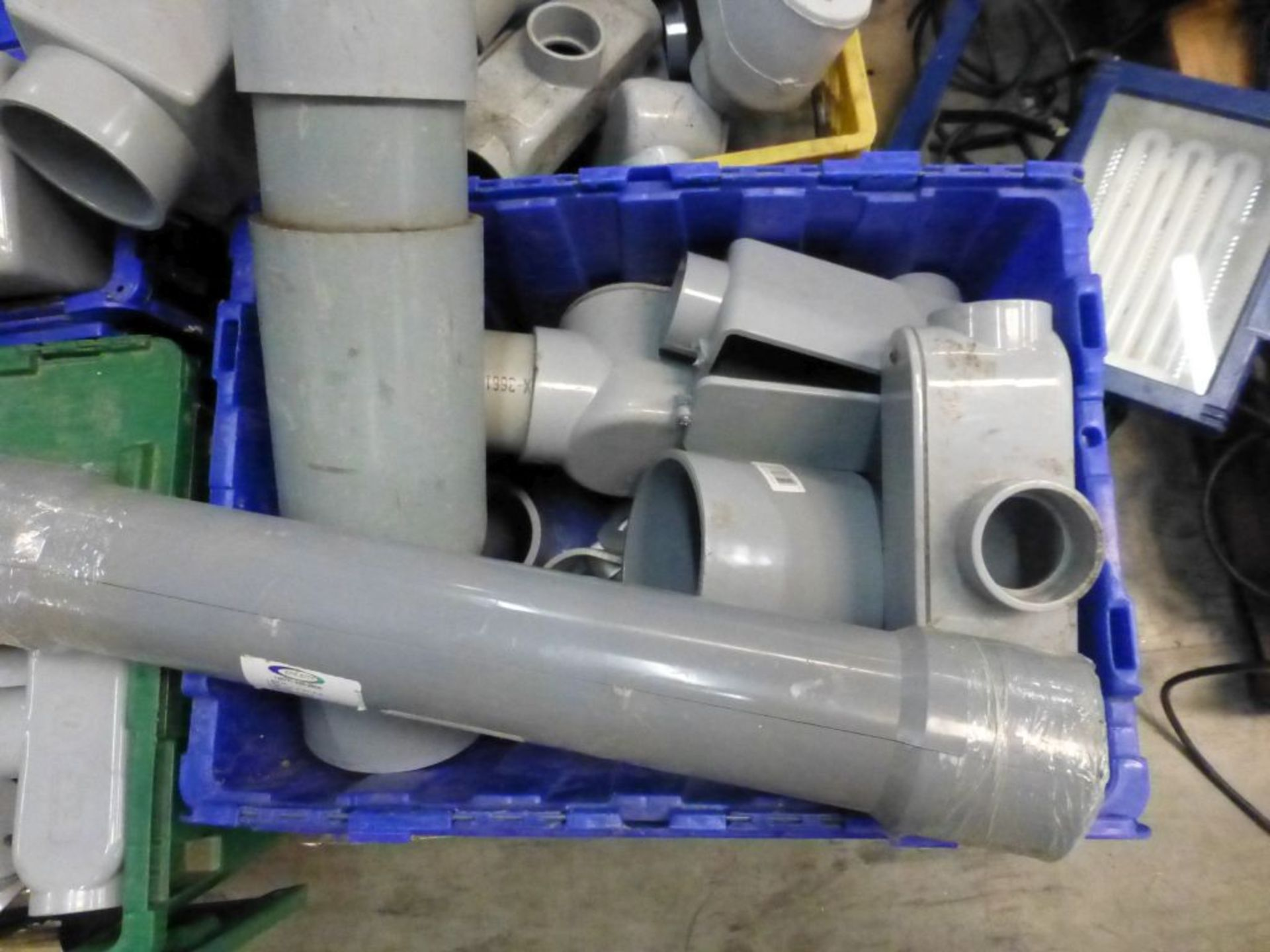 Lot of Assorted PVC Components | Brands Include:; Scepter; Carlum - Image 8 of 15