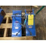 Lot of (2) Henkel Enterprises Rod Ovens | Model No. K-10; 120/240V; 70W