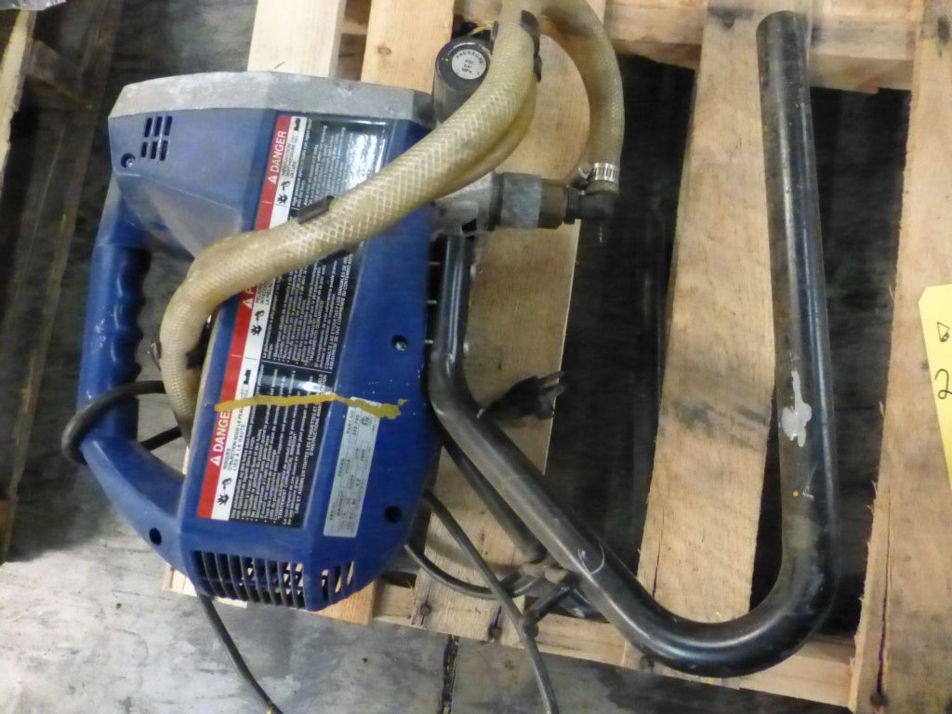 Graco Magnum XR5 Power Piston | Model No. XR-5; Part No. 232-740; 4.9A; 120V; 60 Hz - Image 5 of 6