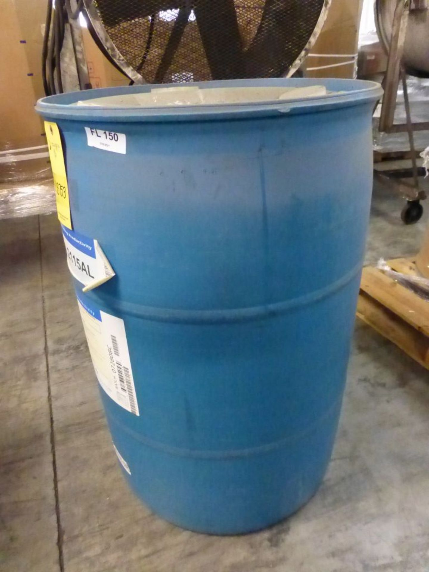 TRIM Clean 2115AL Low Foam Spray Washing Compound | Batch No. 072808C; 491 lbs - Image 5 of 5