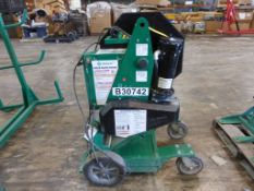Greenlee 855GX Intellibender Electric Pipe Bender | 120V