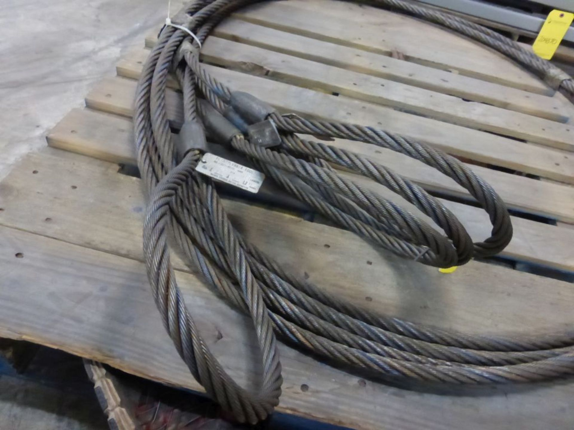 Lot of Pennsylvania Tool Wire Rope - Image 4 of 9