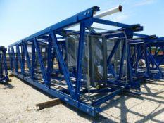 Lot of (2) Linden Comansa Crane Masts | Model No. D33