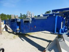 Linden Comansa Crane Mast Base | Model No. 6 Meter; Serial No. 10868000093