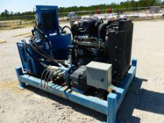 2018 Foster Hydraulics 74 HP Diesel Hydraulic Power Unit | Model No. 74KDI-1P-14D/C-C; Code: 1BJ;