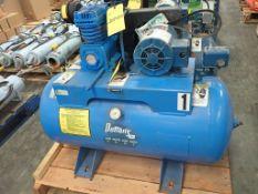 Patton's Air Compressor | Part No. 280432; Includes:; Marathon 1-1/2 HP Motor, Part No.