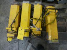 Lot of (4) DryRod II Electrode Stabilizing Ovens | Part No. 7451815; 220-240V; 60W