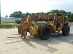 Lull 1044C-54 Highlander 10,000 lb 4x4x4 Telehandler | Model No. 1044C-54 Highlander; Serial No.