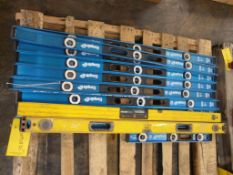 """Lot of (13) Assorted Components 