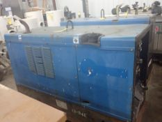 Miller Big Blue Turbo DC Welding Generator | Stock No. 907157; 8915 Hours; Engine Driven