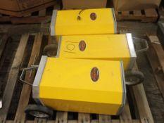 Lot of (3) Phoenix DryRod Ovens | Type: 5; 50 lb Capacity; 120/240V; 300W; Temperature Range: 100-