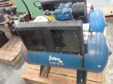 Patton's Air Compressor | Part No. 280431; Includes:; Marathon 1-1/2 HP Motor, Part No.