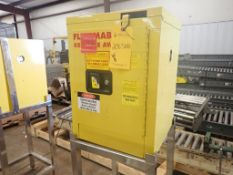 Securall Flammable Liquid Storage Cabinet