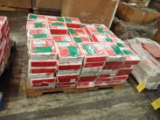 Lot of (20) Boxes of Assorted Lincoln Elecctric Welding Wire | Part No's. Include:; ED034245;