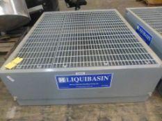 "Hoover Liquibasin | Part No. 345 869; 230 Gallon Capacity; 12"" Body; New Surplus"