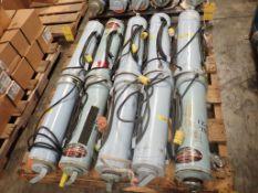 Lot of (10) Electrode Stabilizing Ovens | Part No. 10BVT; 120V; 100W