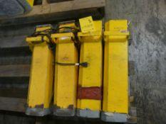 Lot of (4) Phoenix DryRod II Electrode Stabilizing Ovens