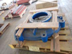 Warman Slurry Pump Frame   Model No. EM 8032