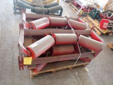 Troughing Roll Idler Assembly