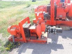 Godwin Dry Prime Pump   Type: GD 150 M; Includes:; Weg 5 HP Motor, Model No. TE1 B FOXON; 5 HP;