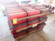 Lot of Approx (60) Idler Rollers