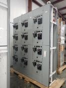 Eaton Freedom 2100 Series Motor Control Center | (6) F206-15A-10HP; (6) F206-30A-10HP